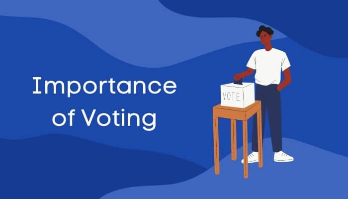 मतदान केंद्र पर दो घंटे पर हिंदी में निबंध Importance of Voting Essay in Hindi